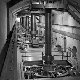 Yousif Hadaya - The Turbine Room