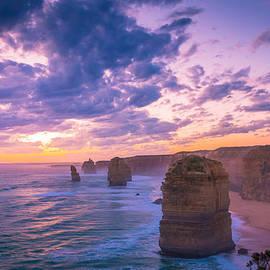 Carlos Cano - The twelve apostles sunset