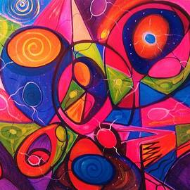 Deyanira Harris - The Universe and Creation