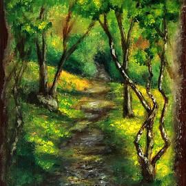 Amanda Rogers - The Unkempt Path