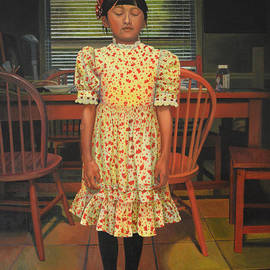 Thu Nguyen - The Valentine Dress