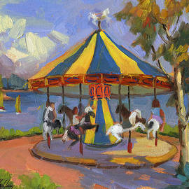 Diane McClary - The Village Carousel