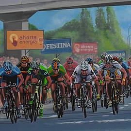 Paul Meijering - The Vuelta