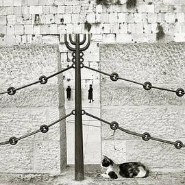 Ubud High - Wailing Wall Jerusalem
