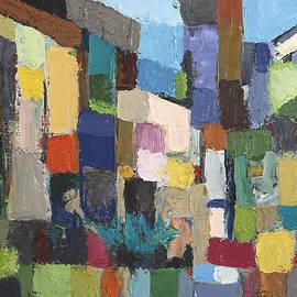 David Zimmerman - The Walls of the City