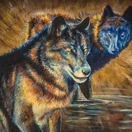 Teshia Art - The Watchers