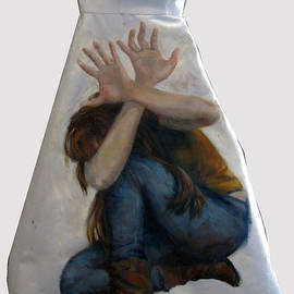 Art Nomad Sandra  Hansen - The Wedding Dress