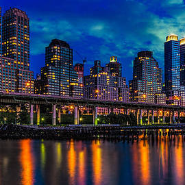 Chris Lord - The West Side Highway At Dusk