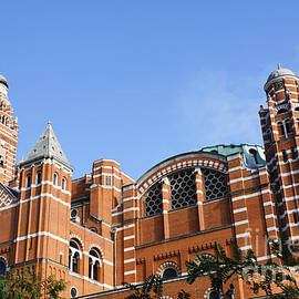 Robert Preston - The Westminster Cathedral in London England