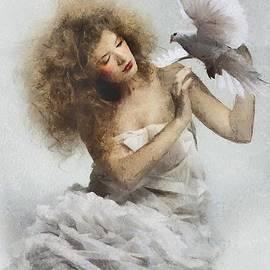 Gun Legler - The white dove