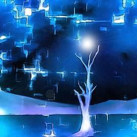 Mario Carini - The White Tree of Minas Tirith