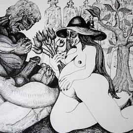 Moshe Rosental - The Widow