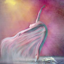 Angela A Stanton - The Wind Fairy