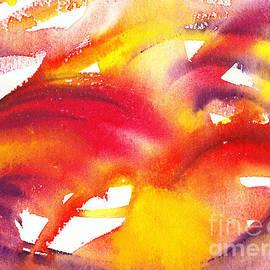 Irina Sztukowski - The Wings Of Light Abstract