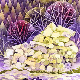 Erin Vaganos - The Wood Pile