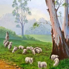 Anne Gardner - The Wool Road