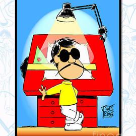 Joe King - The World Famous Cartoonist