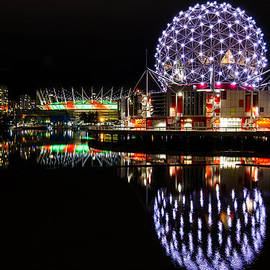 Maik Tondeur - The World of BC Place