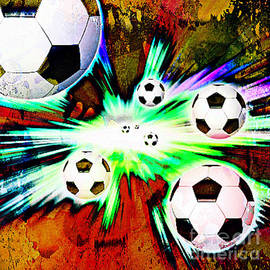 M and L Creations - The Worlds Futball