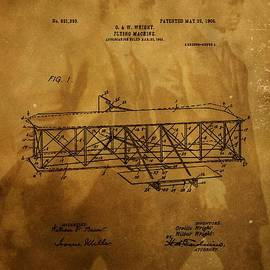 Dan Sproul - The Wright Brothers Airplane Patent