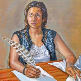 Dominique Amendola - The writer