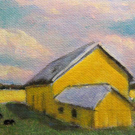 David Zimmerman - The Yellow Barn