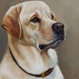 Janet  Crawford - The Yellow Lab