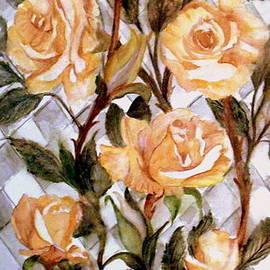 Carol Grimes - the Yellow Rose Climber