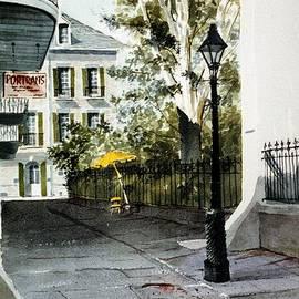 Gerald Bienvenu - The Yellow Umbrella