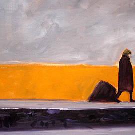 Nancy Merkle - The Yellow Wall