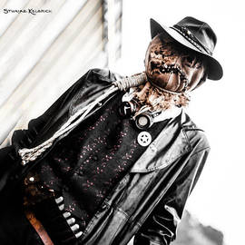 Stwayne Keubrick - The zombie hanging