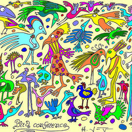 Hartmut Jager - Them  Funny  Birds