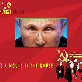 Joe Paradis - There Is A Mouse In The House