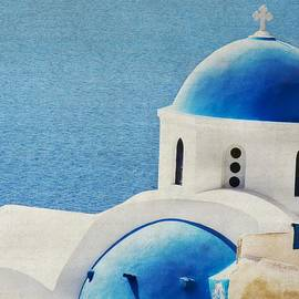 Lisa Parrish - They Are One - Santorini