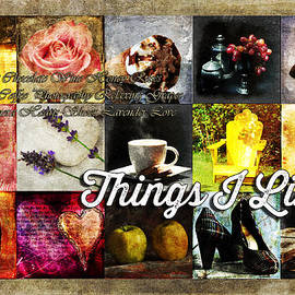 Randi Grace Nilsberg - Things I Like