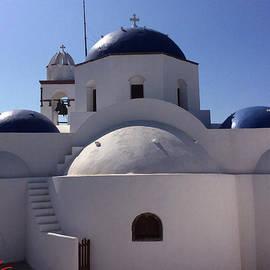 Colette V Hera  Guggenheim  - Thirasia Santorini Island Greece