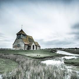 Ian Hufton - Thomas a Becket Church - Fairfield