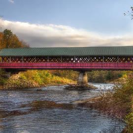 Joann Vitali - Thompson Covered Bridge 2