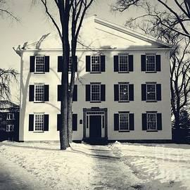 Adrian N Bouchard - Thornton Hall Dartmouth College