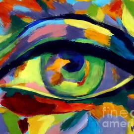 Helena Wierzbicki - Inward eye
