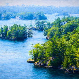 Les Palenik - Thousand Islands in Ontario