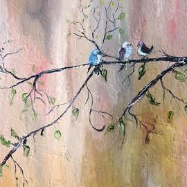 Evelina Popilian - Three Birds