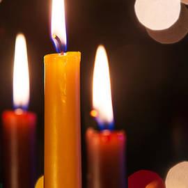 Carlos Caetano - Three Candles
