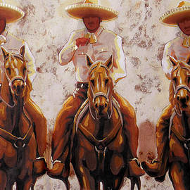 Jose Espinoza - Three Friends