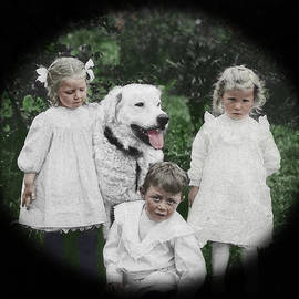 Photos By Jeff - Three Kids and a Dog