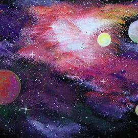 Wolfgang Finger - Three Moons