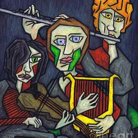 Kamil Swiatek - Three Musicians