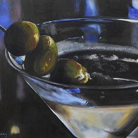 Donna Tuten - Three Olive Martini