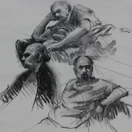 Ernest Principato - Three sides of Adam