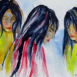 Jean Kieffer - Three Sisters